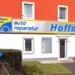 Hoffmann Automobile Werkstatt in Dresden