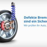 Bremsen und Stossdaempfer