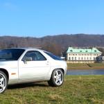 Restaurierter Porsche 928